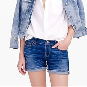 J Crew Denim Short - SZ 24
